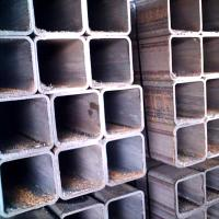 ASTM A500 Hot rolled ERW carbon hollow section square steel tube Manufactures
