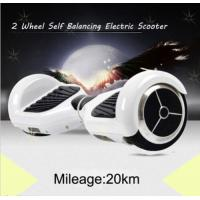 Motorized Scooter Board 4400mah Dual Wheels Self Balancing Electric Scooter Manufactures
