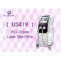 ISO13485 Certified IPL Diode Laser 2 In 1 Multifunctional Beauty Machine Manufactures