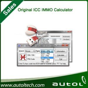 China Original ICC IMMO Calculator on sale