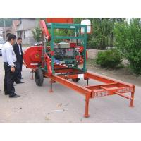 Portable sawmill MJ1000 Manufactures