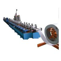 7.5 - 15KW Aluminium, GCr15 Advanced Steel 2.2KW  PU Sandwich Panel Forming machinery Manufactures