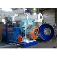 Poultry Animal Feed Pellet Machine / Cattle Feed Mill Equipment Large Capacity Manufactures