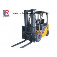 1.5 - 1.8T Nissan Engine Warehouse Material Handling Equipment Dual Fuel Gas LPG Forklift Manufactures