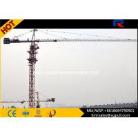 Fixed Hammerhead Tower Crane For High Rising Building Construction Manufactures