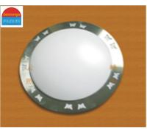 China Round 15w -22w Led Ceiling Panel Light Aluminum Base With PIR Sensor on sale