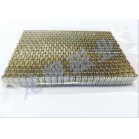 OEM / ODM Sintered Neodymium Magnets Anti Corrosion With Various Coating Manufactures