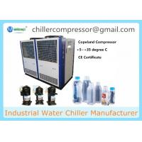 55KW 15Tons Air Cooled Water Chiller for Plastic Injection Machine Manufactures