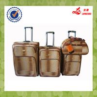 2014 hot sale pu travelling luggage china supplier africa dubai market Manufactures