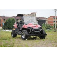 Kids 150cc / 200cc Side By Side Utility Vehicle Four Wheel With Ce Certification Manufactures
