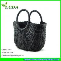 black cornhusk straw hobo handbags online Manufactures