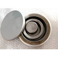 Round Tungsten Carbide Bowls For Use In Grindding Mineral Sampling Machine Manufactures