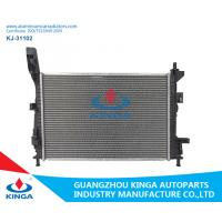 Buy cheap Tube - Fin Core Type Ford Aluminum Radiator For 2009 Ford Focus 1.4tdci / from wholesalers
