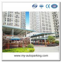 China 2-12 Floors Puzzle Type Parking System/China Puzzle Parking System Price Cost Pdf Video Dimensions Garage Plan on sale