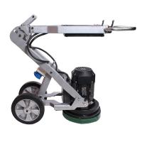 110 V Concrete Floor Grinding Machine 280mm Grinding Width Single Plate Manufactures