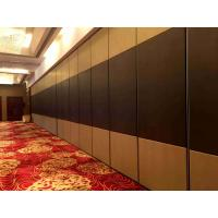 Vinyl Finish Movable Partition Wall Heavy Duty  Polyester Powder Coating