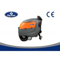 Dycon Two Brush 1000MM Squeegee Width Floor Scrubber Dryer Machine For Tile Floor Manufactures