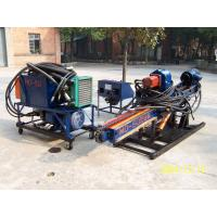 Quality Anchor Holes Skid Mounted Drilling Rig For Water Power Station for sale