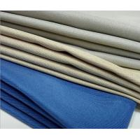 China Lean Textile Polyester Gabardine Twill Fabric for Hotel Uniform on sale
