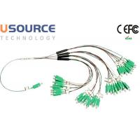 1*32 GEPON GPON G657A Optical Module Splitter Splitter coupler with sc pigtail Manufactures