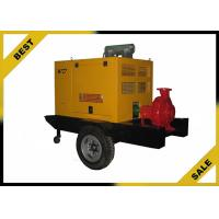 China 90kw Cryogenic Diesel Engine Water Pump Single State Pump Urban Drainage Usage on sale