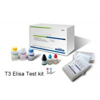 TriiodothyronineT3 Elisa Kit Test Goat - Anti - Mouse Antibody Coated Microtiter Wells Manufactures