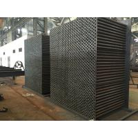 Vertical Tubular Air Pre Heater / Plate Type Combustion Air Preheater Manufactures