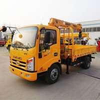 10t Lorry Mounted Crane Manufactures