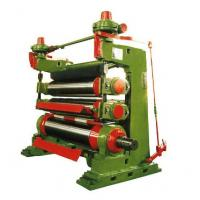 China PVC Film Calender Machine Line Includes Planetary Extruder Machine And Cooler on sale