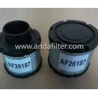 Good Quality Air Filter For Fleetguard AF26187 On Sell Manufactures