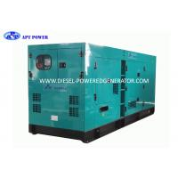 Buy cheap Standby Power 132kW Yuchai Diesel Generator Set , Soundproof 1800 rpm diesel from wholesalers