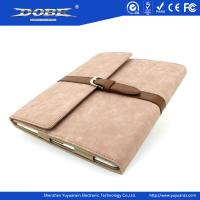 PU Fashion protective Case with stand for the New iPad/iPad3 Manufactures