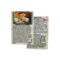 China Small Size Custom Lenticular Cards For Advertisement , 3D Lenticular Pictures on sale