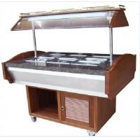 Salad Buffet Commercial Buffet Equipment With Marble Stone Base NN-SB 1400 Manufactures