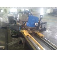 Construction SS Pipe Making Machine , Auto Tube Mill Machine Manufactures