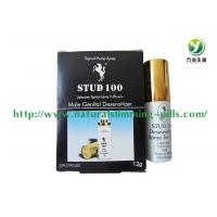 Male Natural Male Sex Enhancement Golden Stud 100 Delay Ejaculation Delay Spray Manufactures