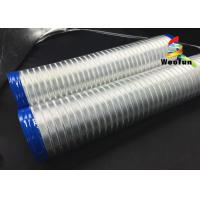 Air Conditioner Ventilation 8 Inch Semi Rigid Aluminium Ducting HVAC Flexible Air Duct Manufactures
