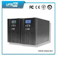 High-Frequency Online Double-Conversion UPS, 1phase and 0.8PF with Generator Supportable Manufactures