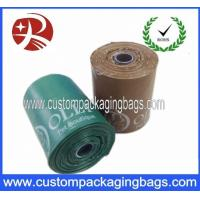 China OEM Flushable Dog Poop Bags With Various Color For Cat on sale