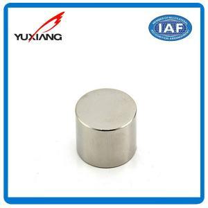 Thick Ndfeb Coated Neodymium Magnets , N42 High Temp Neodymium Magnets Manufactures