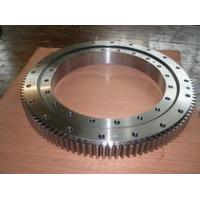 Industrial Positioners bearing - single row crossed roller slew ring bearings (602-4726mm) Manufactures
