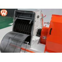 Feed Evenly Cattle Animal Feed Crusher Grinder Machine High Precision 37kw Manufactures