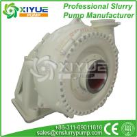 Big particle solid sand transfer pump with diesel engine Manufactures