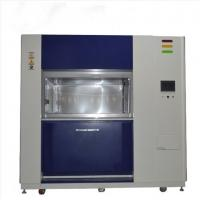 China Laboratory Thermal Shock Test Equipment Three Chambers Design Water / Air Cooled on sale