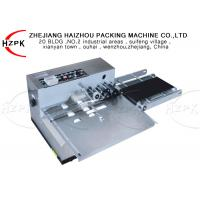 China Semi - Auto 680 Paging Machine Packing Paper Packing Card Ink Jet Printer on sale