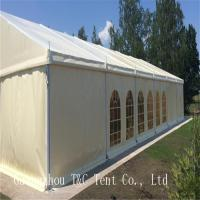 Outdoor Wedding Event Tents For Party Celebration Elegant Decoration Easy Maintenance Manufactures