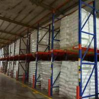 Industrial Drive In Pallet Rack System Steel Shelving Storage Equipment Manufactures
