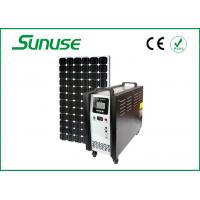 hight efficiecy 12V 400W stand alone solar power system for household lighting Manufactures