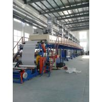 Quality 220V 380V 50HZ PVC electrical tape coating machine , adhesive coating machine for sale