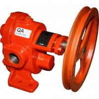 BP portable stainless steel belt pulley gear pump Manufactures